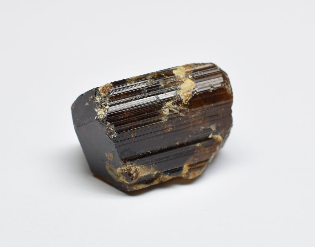 A piece of brown tourmaline