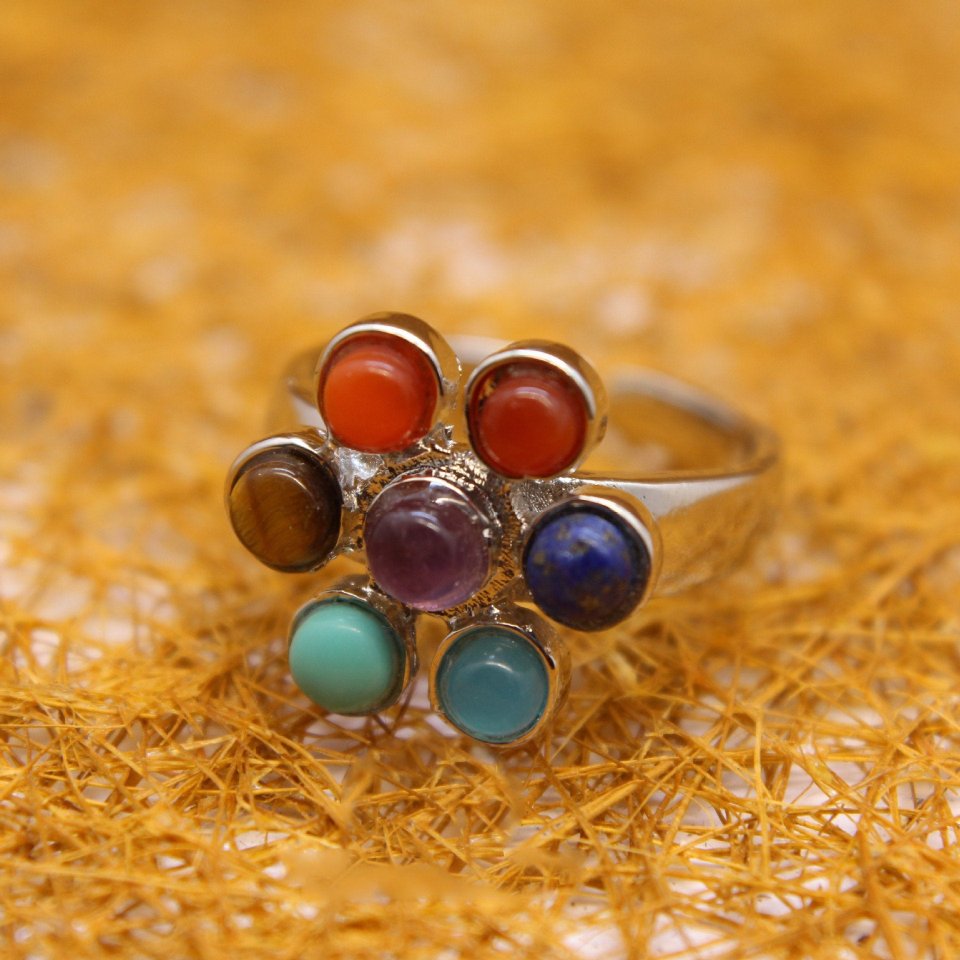 The Chakra Enlightenment Ring