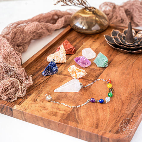 7 Chakra 'Blissful Healing' Set