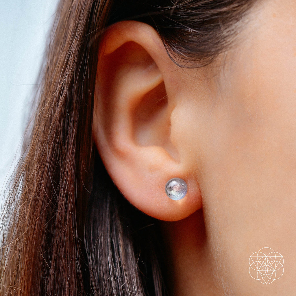 Moonstone Stabilization Earrings
