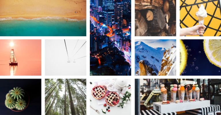Our Top 5 Sources for Free Stock Images