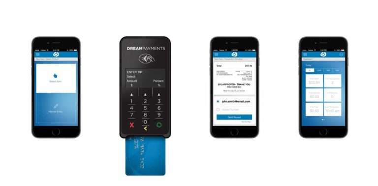 Dream Payments | Our First Impressions of this POS System