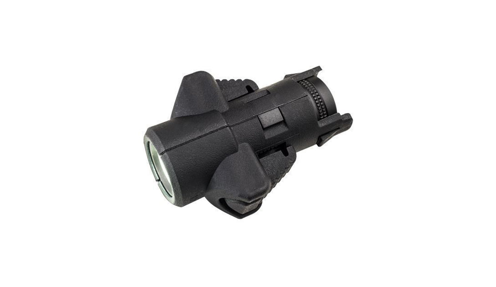 MRFL | Integral Front Flashlight for Micro Roni®
