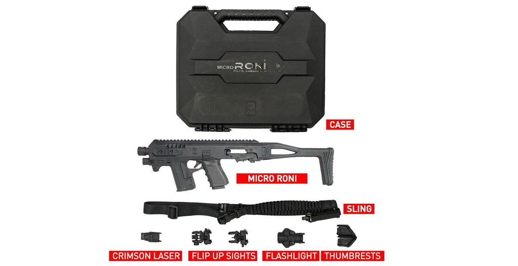Micro Roni Super Advanced Kit (NFA ITEM)