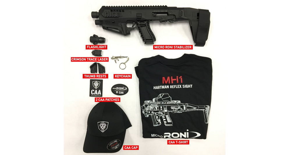 MRSCP | Micro Roni® Stabilizer Care Package