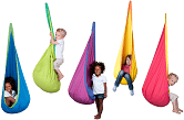 Hanging Nest Swings for Children