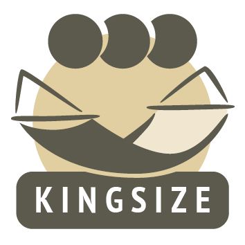 king size hammock icon