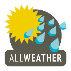 All weather hammock icon