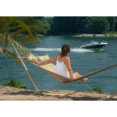La Siesta Double Spreader Bar - Coconut