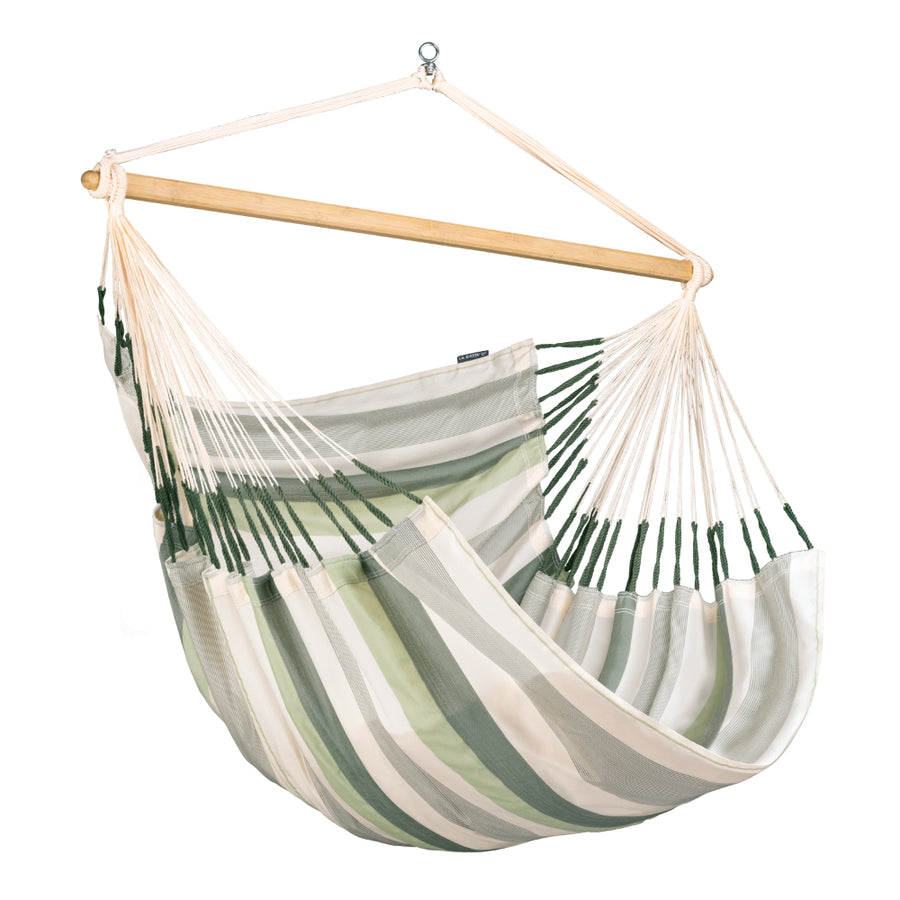 La Siesta King Size Cedar Chair Hammock