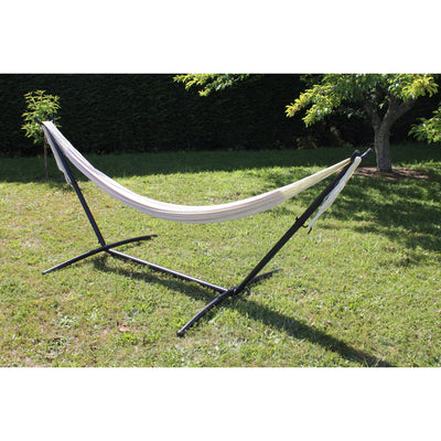 free standing hammock stand