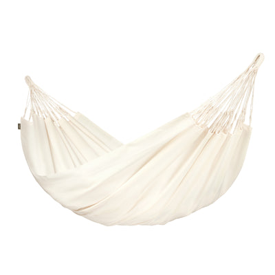 Weather Resistant White Double Hammock