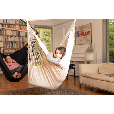 Organic Cotton Indoor Chair Hammock