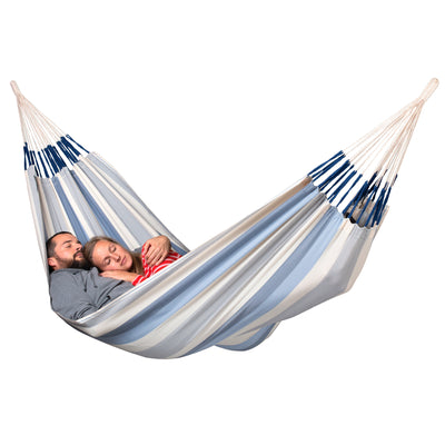 Neutral Toned Large Garden Hammock