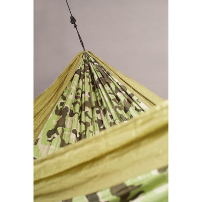 Nylon travel and camping hammock