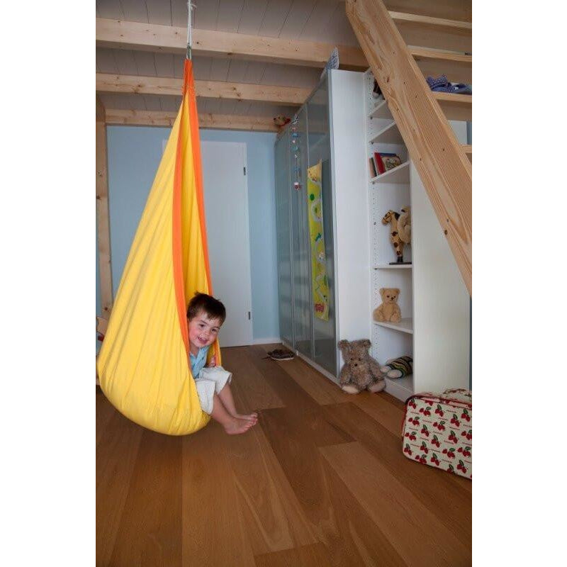 Hanging Nest - Yellow
