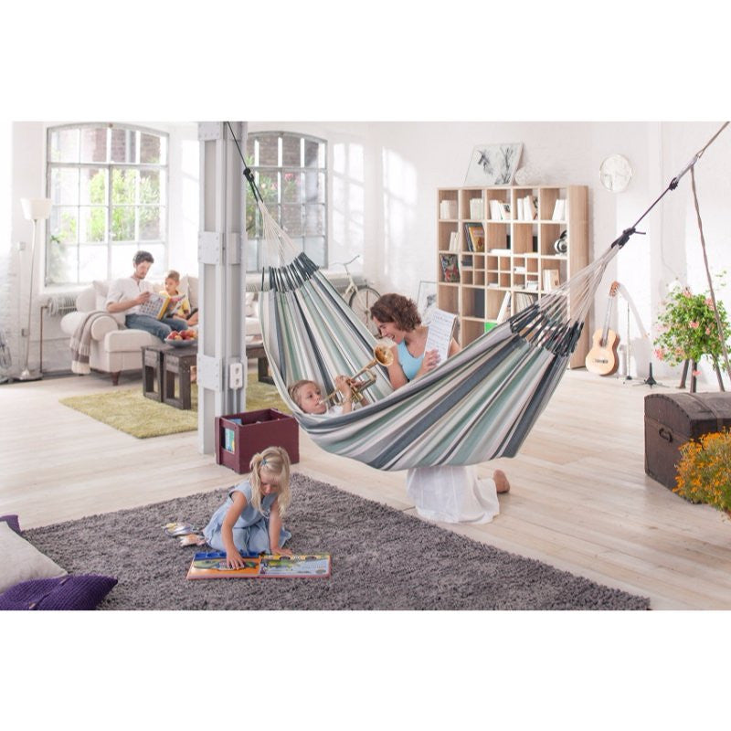 Double size cotton hammock