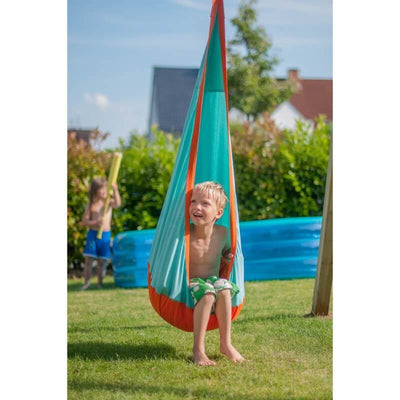 Outdoor proof children's swing nest