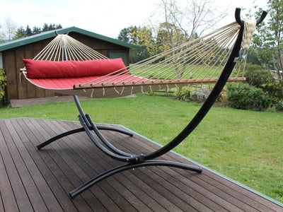 Outdoor Hammock and Stand Package
