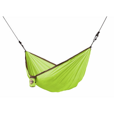 silk feel travel hammock