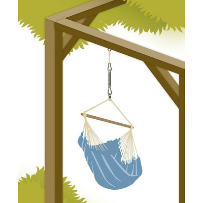 hooks for hanging chair hammock