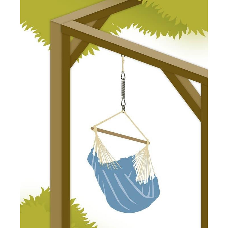Hammock Chair Spring Hanging Kit