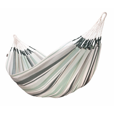Olive coloured cotton hammock