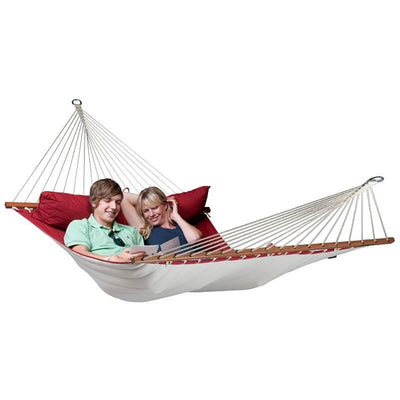 Red spreader hammock