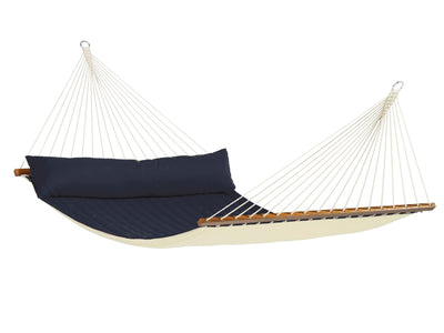 Navy Blue Spreader Bar Hammock