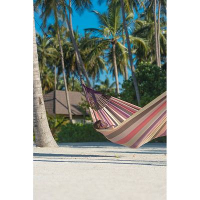tropical uv protected hammock