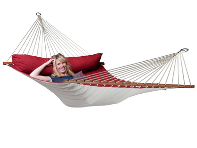 Weather Resistant Spreader Bar Hammock