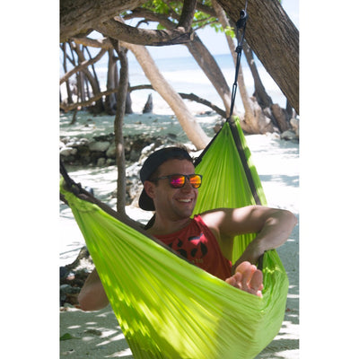 small lightweight travel hammock