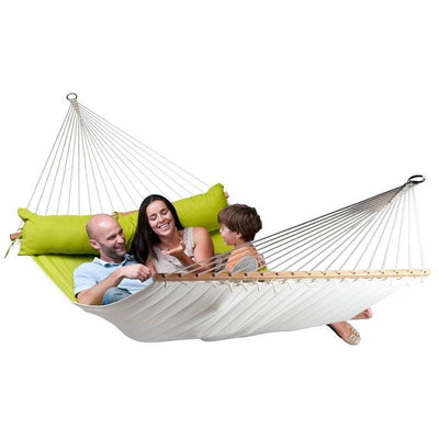 family size spreader bar hammock