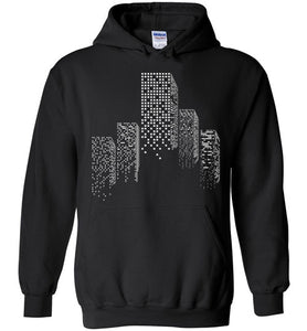 Infrastructure 1.0 - Hoodie - Techno Is The Answer