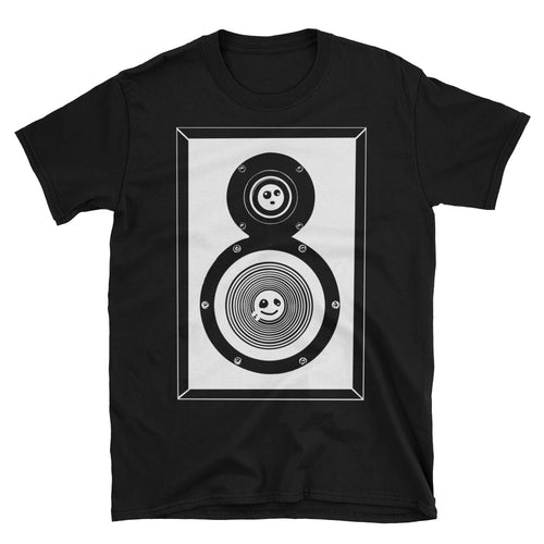 SpeakerTrap - Mens Shirt - Techno Is The Answer