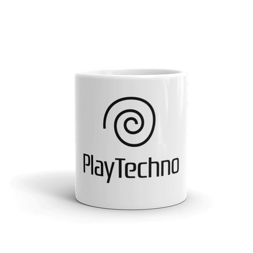 PlayTechno - Mug - Techno Is The Answer