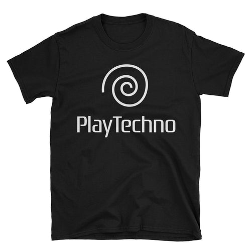 PlayTechno - Men's Shirt - Techno Is The Answer