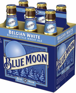 Blue Moon 6PK Bottles