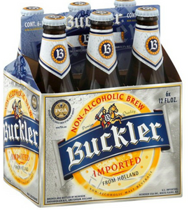 Buckler Non Alcohol 6PK  Bottles