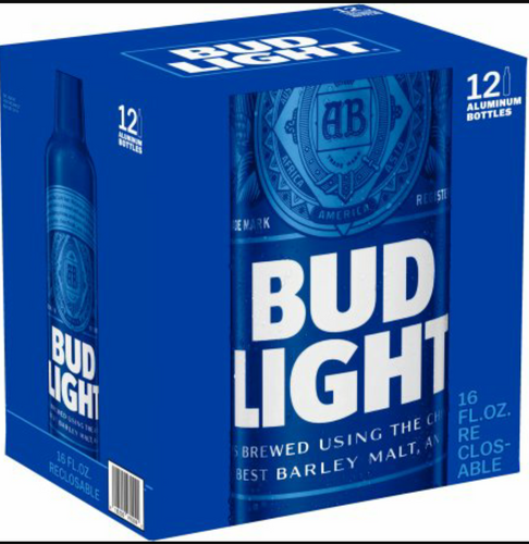 Bud Light 12pk Bottles