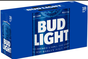 Bud Light 18pk Cans