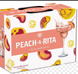 Bud Light Peach-A-Rita 12PK Cans