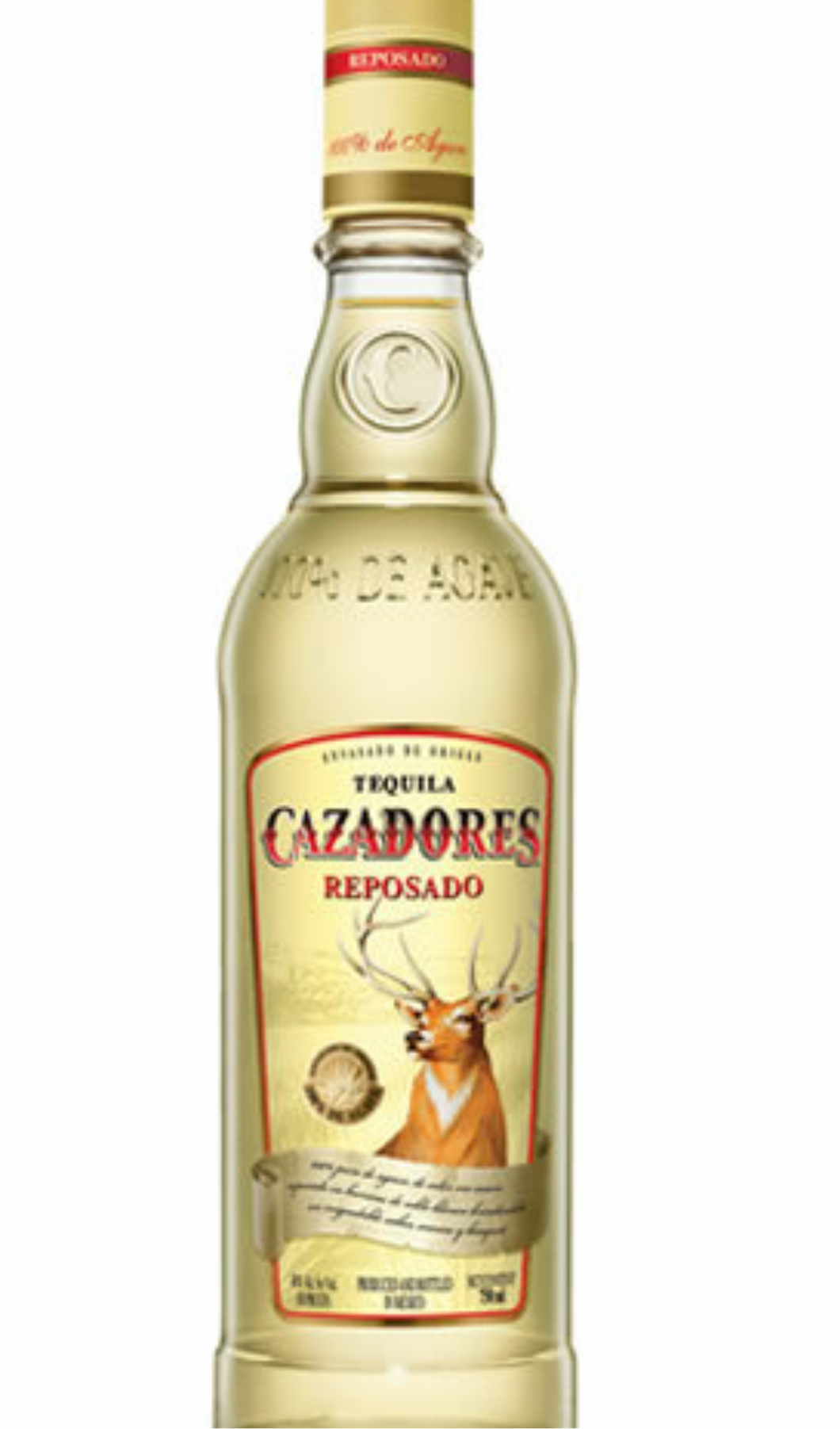 Cazadores Reposado 750ML