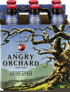 Angry Orchard Crisp Apple 6PK Bottles