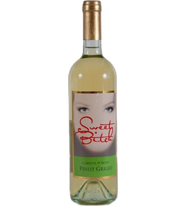 Sweet Bitch Pinot Grigio 750ML
