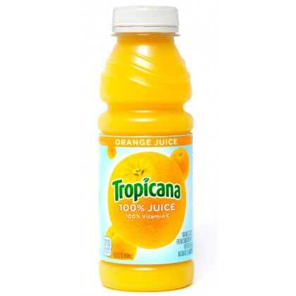 Tropicana Orange Juice 15.2oz