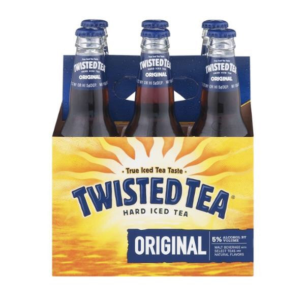 Twisted Tea Original 6PK Bottles