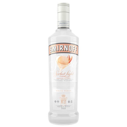Smirnoff White Peach 750ml