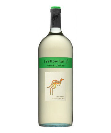 Yellow Tail Pinot Grigio 1.5L