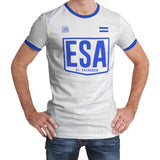 Selecta ESA - Camiseta All Over Unisex
